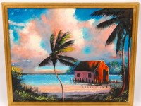 Absolute Online Florida Art Auction - Florida Highwaymen Paintings & Others