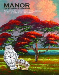 Art, Fine Jewelry, Collectible, Memorabilia, Ethnographic & Natural History Auction